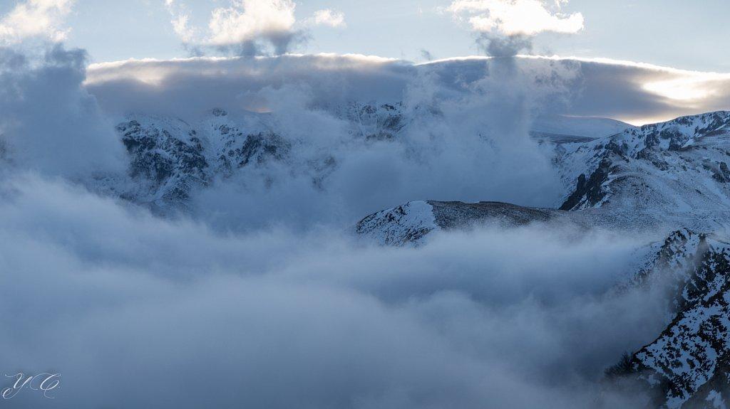 Мъглив Триглав