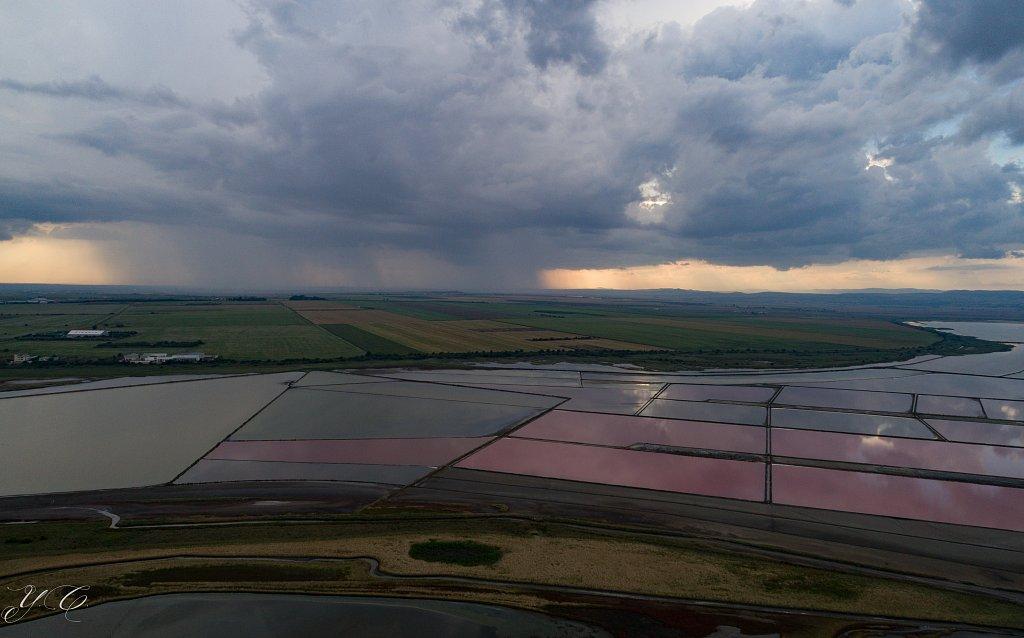 Буря над Бургас